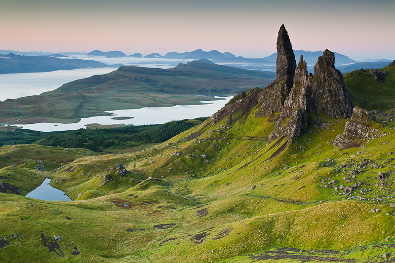 The Old Man of Storr, Isle of Skye
