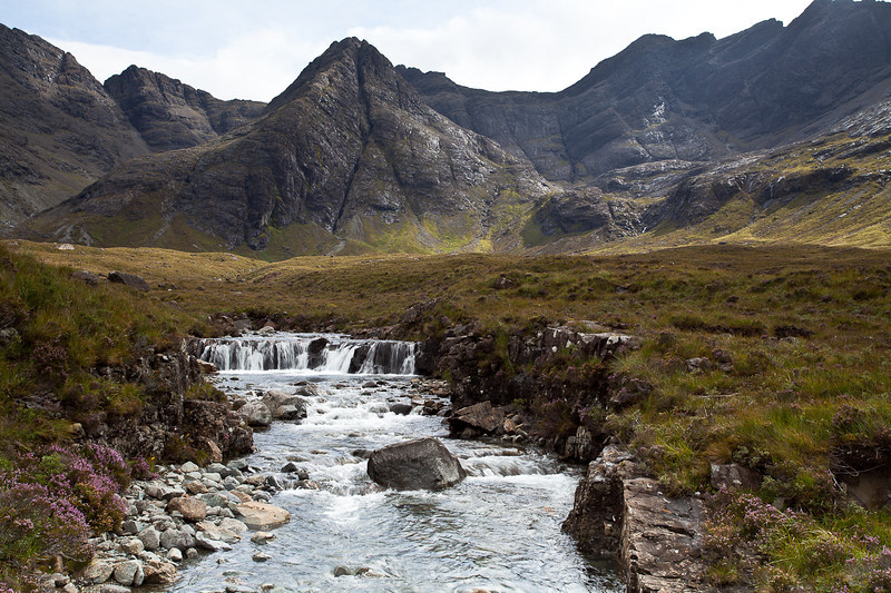 The Fairy Pools and Coire na Creiche, Isle of Skye