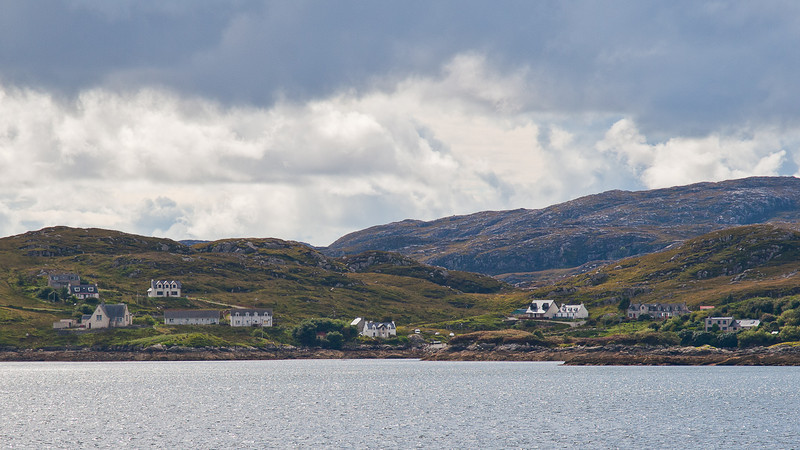 Arriving at the Isle of Harris