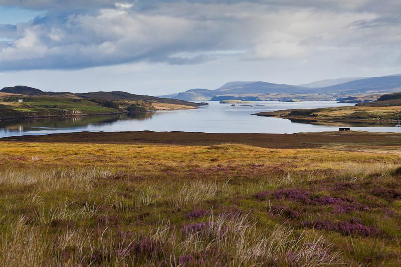 Loch Dunvegan, Isle of Skye
