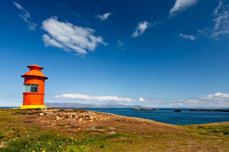 Lighthouse, Stykkisholmur
