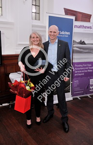 "SWANSEA / Copyright Adrian White Sunday 29th January 2017 News and Society PIX  BYLINE www.click4prints.com JCP Swansea Half Marathon Gets Set to Celebrate Official Launch at the Morgan Hotel, Swansea  The evening celebration took place place on Friday 27th January at Morgans Hotel, where sponsors and supporters of the JCP Swansea Half Marathon celebrated the success of 2016 and the unveiling of the new company Front Runner Events.      David Martin-Jewell, managing director of Front Runners Events said:  	""We are extremely proud to announce that we have grown our business into a multi event company.  Having recently taken over Llanelli Half Marathon we felt it was a key time to rebrand and announce the new company of Front Runner Events.  We are an ambitious team and plan to further develop races across South West Wales."""