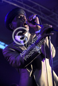 KAYA FESTIVAL, MARGAM / byline Adrian White Festival of World Music and Arts 2016 Saturday/ Sunday @ Margam Country Park... Classic Ska band 'The Selecter' front man Arthur 'Gaps' Hendrickson.  Thousands of festival goers enjoy the sound of music on the hills above Port Talbot. The Kaya Festival ethos is a family friendly diversityof art and world music, from  reggae. rock and funk, ska and soul.