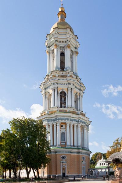 Bell tower, Pechersk Lavra, Kiev Monastery