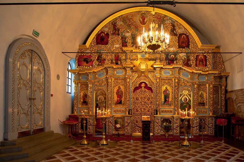 Pechersk Lavra, Kiev Monastery