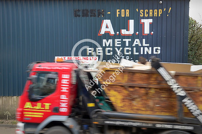 AJT Recycling Limited.. Life in Scrap longtail  Copyright © 2018 by Adrian White Photography, all rights reserved. For permission to publish - contact me via www.adrianwhitephotography.co.uk Please respect copyright laws.