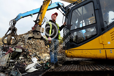 AJT Recycling Limited.. Life in Scrap longtail  AJT Owner Andrew John Thomas  Copyright © 2018 by Adrian White Photography, all rights reserved. For permission to publish - contact me via www.adrianwhitephotography.co.uk Please respect copyright laws.