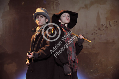 Morriston Comprehensive's production of 'Oliver'