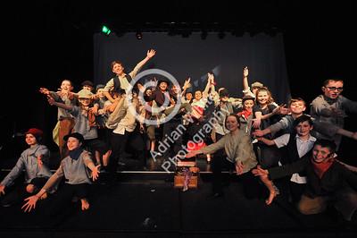 Morriston Comprehensive's production of 'Oliver'