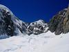 Sheila glacier toward dampier
