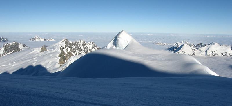 Sefton NW ridge1
