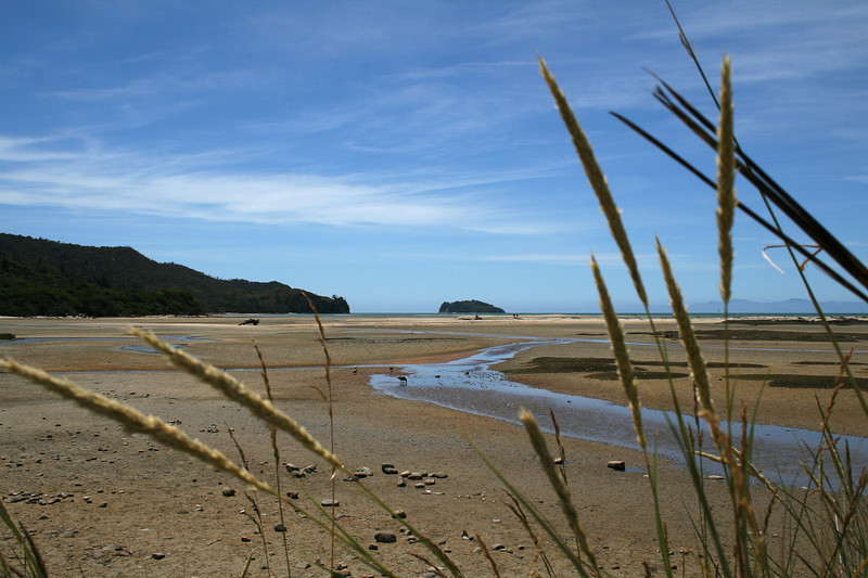 Marahau Beach,  Abel Tasman National park