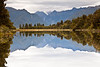 Lake Matheson, Southwestland