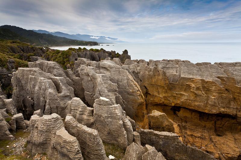 Pancake Rocks, Punakaiki