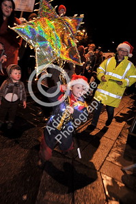 SWANSEA / Copyright Adrian White Friday 2nd December 2016 Chris Peregrine.. Society Pix Pontardawe Christmas Parade and Light Switch on..