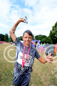 Cancer Research Pretty Muddy 5k obstacle course, Singleton Park, Swansea.  Jay Farrell-Alli aged 10  Copyright © 2018 by Adrian White  Photography, all rights reserved. For permission to publish - contact me via www.adrianwhitephotography.co.uk Please respect copyright laws.