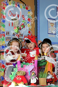 St Davids Day Supplement.. YGG Llwynderw, West Cross Lane, West Cross, Swansea Reception Class  Copyright © 2018 by Adrian White Photography, all rights reserved. For permission to publish - contact me via www.adrianwhitephotography.co.uk Please respect copyright laws.