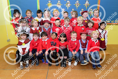 St Davids Day Supplement.. Brynmill Primary, Swansea  Mixed Nursery and Reception   Copyright © 2018 by Adrian White Photography, all rights reserved. For permission to publish - contact me via www.adrianwhitephotography.co.uk Please respect copyright laws.