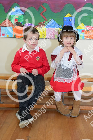 St David's Day 2019 Supplement  Clase Primary - Miss Davis Class  Copyright © 2019 by Adrian White  Photography, all rights reserved. For permission to publish - contact me via www.adrianwhitephotography.co.uk Please respect copyright laws.