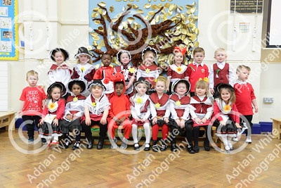 St David's Day Supplement 2019  Danygraig Primary - Nursery class  Copyright © 2019 by Adrian White  Photography, all rights reserved. For permission to publish - contact me via www.adrianwhitephotography.co.uk Please respect copyright laws.