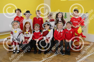 St David's Day 2019 Supplement  Glais Primary - year 1  Copyright © 2019 by Adrian White  Photography, all rights reserved. For permission to publish - contact me via www.adrianwhitephotography.co.uk Please respect copyright laws.