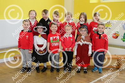 St David's Day 2019 Supplement  Glais Primary - nursery  Copyright © 2019 by Adrian White  Photography, all rights reserved. For permission to publish - contact me via www.adrianwhitephotography.co.uk Please respect copyright laws.