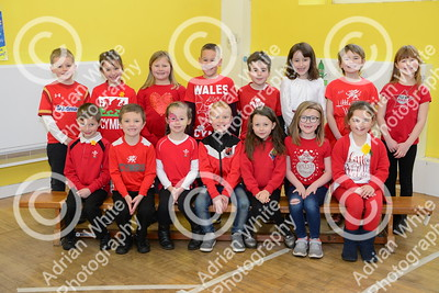 St David's Day 2019 Supplement  Glais Primary - year 2  Copyright © 2019 by Adrian White  Photography, all rights reserved. For permission to publish - contact me via www.adrianwhitephotography.co.uk Please respect copyright laws.