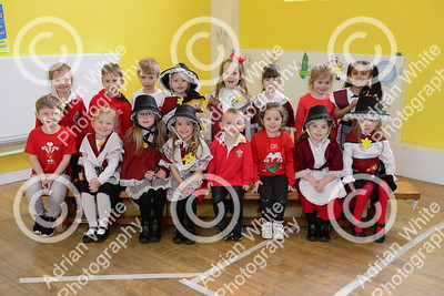 St David's Day 2019 Supplement  Glais Primary - reception  Copyright © 2019 by Adrian White  Photography, all rights reserved. For permission to publish - contact me via www.adrianwhitephotography.co.uk Please respect copyright laws.