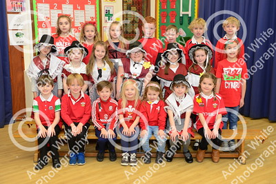 St David's Day 2019 Supplement  Bryncoch Primary - year 1  Copyright © 2019 by Adrian White  Photography, all rights reserved. For permission to publish - contact me via www.adrianwhitephotography.co.uk Please respect copyright laws.