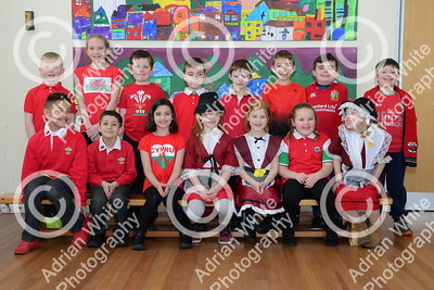 St David's Day 2019 Supplement  Clase Primary - years 3 and 4  Copyright © 2019 by Adrian White  Photography, all rights reserved. For permission to publish - contact me via www.adrianwhitephotography.co.uk Please respect copyright laws.