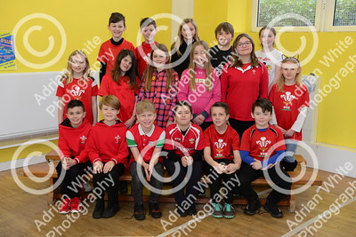 St David's Day 2019 Supplement  Glais Primary - year 5  Copyright © 2019 by Adrian White  Photography, all rights reserved. For permission to publish - contact me via www.adrianwhitephotography.co.uk Please respect copyright laws.