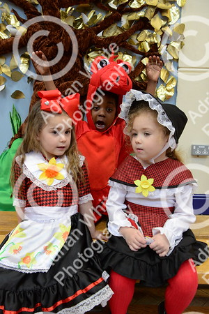 St David's Day Supplement 2019  Danygraig Primary - Maya Brulinski aged 3, Destin John aged 3 and Alaya-Jane Holohan aged 4  Copyright © 2019 by Adrian White  Photography, all rights reserved. For permission to publish - contact me via www.adrianwhitephotography.co.uk Please respect copyright laws.