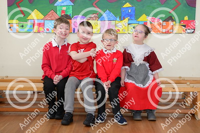 St David's Day 2019 Supplement  Clase Primary - Miss Brays Class  Copyright © 2019 by Adrian White  Photography, all rights reserved. For permission to publish - contact me via www.adrianwhitephotography.co.uk Please respect copyright laws.
