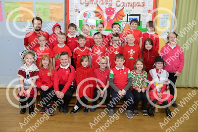 St David's Day 2019 Supplement  Rhydyfro Primary - year 3 + 4  Copyright © 2019 by Adrian White  Photography, all rights reserved. For permission to publish - contact me via www.adrianwhitephotography.co.uk Please respect copyright laws.