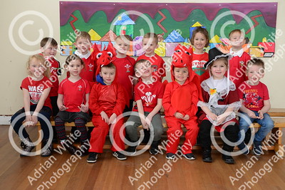 St David's Day 2019 Supplement  Clase Primary - reception  Copyright © 2019 by Adrian White  Photography, all rights reserved. For permission to publish - contact me via www.adrianwhitephotography.co.uk Please respect copyright laws.