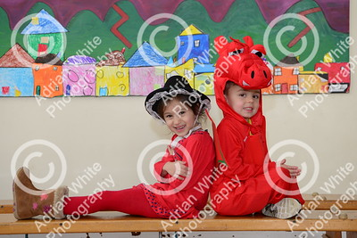 St David's Day 2019 Supplement  Clase Primary - Aysenur Buyukertas and Tomo J Stacey both aged 5  Copyright © 2019 by Adrian White  Photography, all rights reserved. For permission to publish - contact me via www.adrianwhitephotography.co.uk Please respect copyright laws.