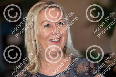 Swansea Bay Business Awards 2019 at the Brangwyn Hall Swansea..  Zena Laws   Copyright © 2019 by Adrian White  Photography, all rights reserved. For permission to publish - contact me via www.adrianwhitephotography.co.uk Please respect copyright laws.