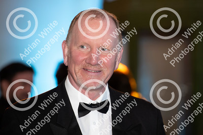 Swansea Bay Business Awards 2019 at the Brangwyn Hall Swansea..  Stuart Davies  Copyright © 2019 by Adrian White  Photography, all rights reserved. For permission to publish - contact me via www.adrianwhitephotography.co.uk Please respect copyright laws.