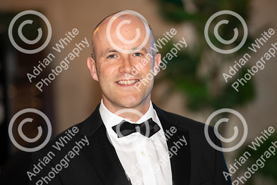 Swansea Bay Business Awards 2019 at the Brangwyn Hall Swansea..  Marcus Boskey   Copyright © 2019 by Adrian White  Photography, all rights reserved. For permission to publish - contact me via www.adrianwhitephotography.co.uk Please respect copyright laws.
