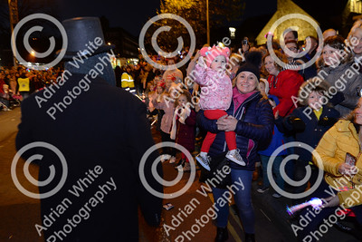 Festive Parade and Christmas lights switch on.   Copyright © 2018 by Adrian White  Photography, all rights reserved. For permission to publish - contact me via www.adrianwhitephotography.co.uk Please respect copyright laws.