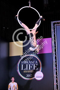 Swansea Life Awards 2017 Celebrations at the Brangwyn Hall for this year's Swansea Life Awards.