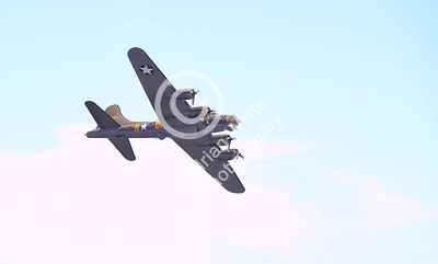 SWANSEA / Paul Turner Sunday 3rd July 2016 Wales National Air Show Swansea Bay Sally B Flying Fortress