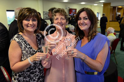 West Wales Community Awards 2018 at Parc y Scarlets, Llanelli.  Andrea Owen, Jan Cross and Nia Owen- Lloyd PLEASE BYLINE.. adrianwhitephotography.co.uk  Copyright © 2018 by Adrian White  Photography, all rights reserved. For permission to publish - contact me via www.adrianwhitephotography.co.uk Please respect copyright laws.