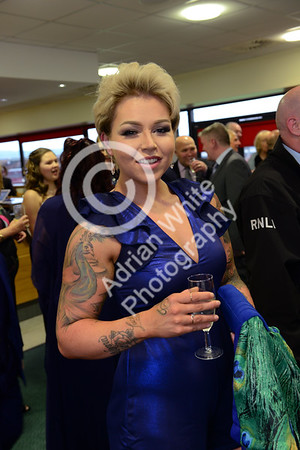 West Wales Community Awards 2018 at Parc y Scarlets, Llanelli.  Caris Bowen PLEASE BYLINE.. adrianwhitephotography.co.uk  Copyright © 2018 by Adrian White  Photography, all rights reserved. For permission to publish - contact me via www.adrianwhitephotography.co.uk Please respect copyright laws.