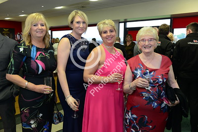 West Wales Community Awards 2018 at Parc y Scarlets, Llanelli.  Helen Eckley, Joanna Reilly, Louise Davies and Janet Jennings PLEASE BYLINE.. adrianwhitephotography.co.uk  Copyright © 2018 by Adrian White  Photography, all rights reserved. For permission to publish - contact me via www.adrianwhitephotography.co.uk Please respect copyright laws.