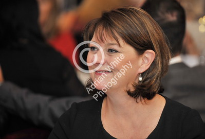 SWANSEA / Copyright Adrian White Friday 7th October 2016 Woman in Business Awards 2016, The Marriot Hotel. Leanne wood MP