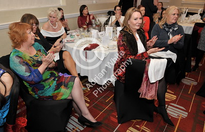 SWANSEA / Copyright Adrian White Friday 7th October 2016 Woman in Business Awards 2016, The Marriot Hotel.