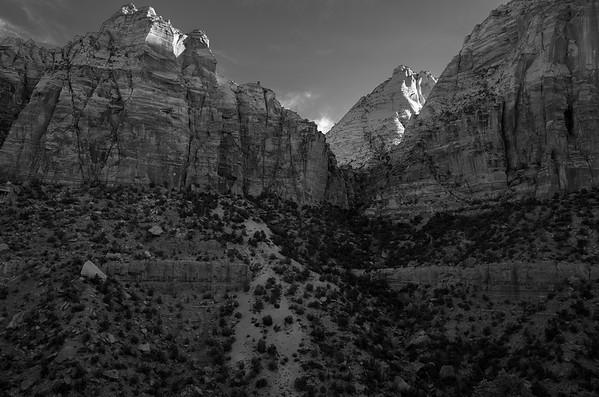 Zion National Park, Zion-Mount Carmel Highway