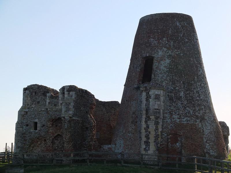 St. Benet's Abbey ruin, Norfolk