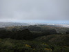 end of the peninsula from San Bruno Mountain